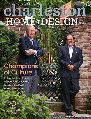 Charleston Home & Design – Fall 2013