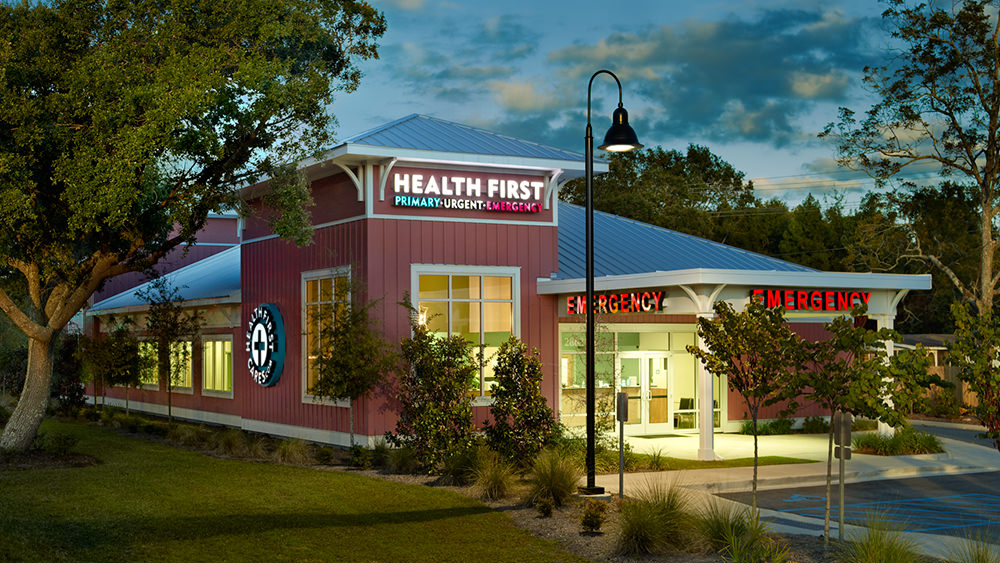 Cobb Architects Portfolio - Health First, Mount Pleasant, SC