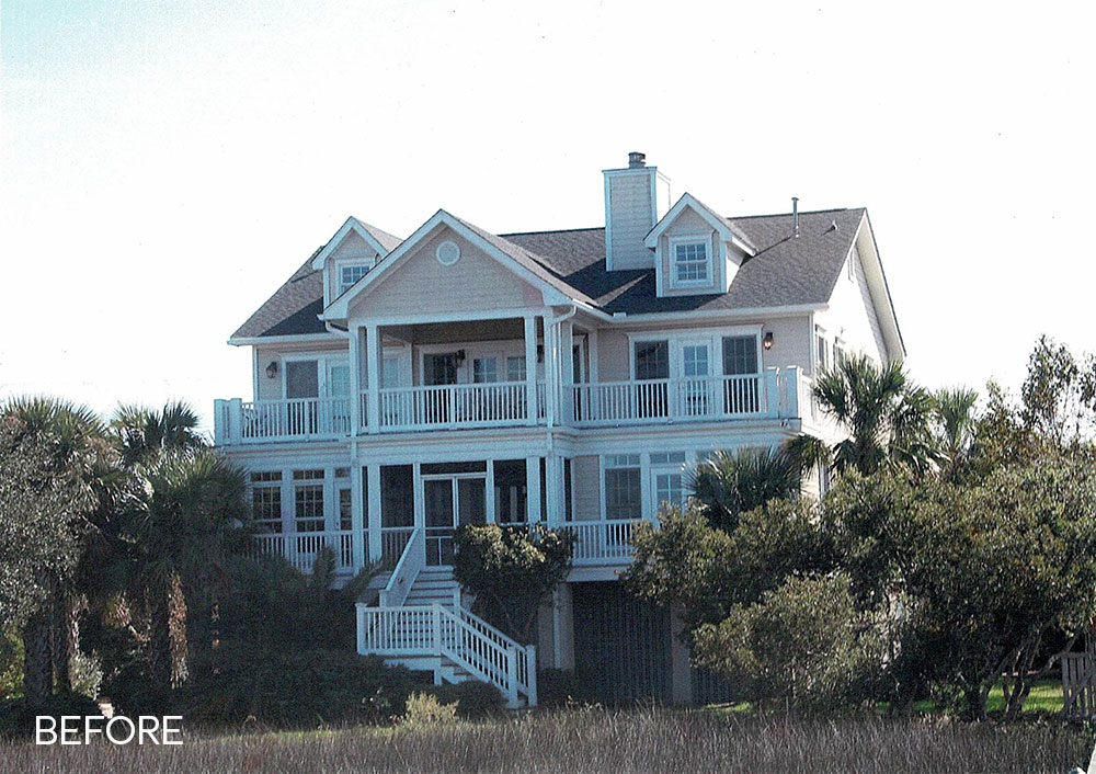 Cobb Architects Portfolio - 503 Palm Blvd, Isle of Palms, SC