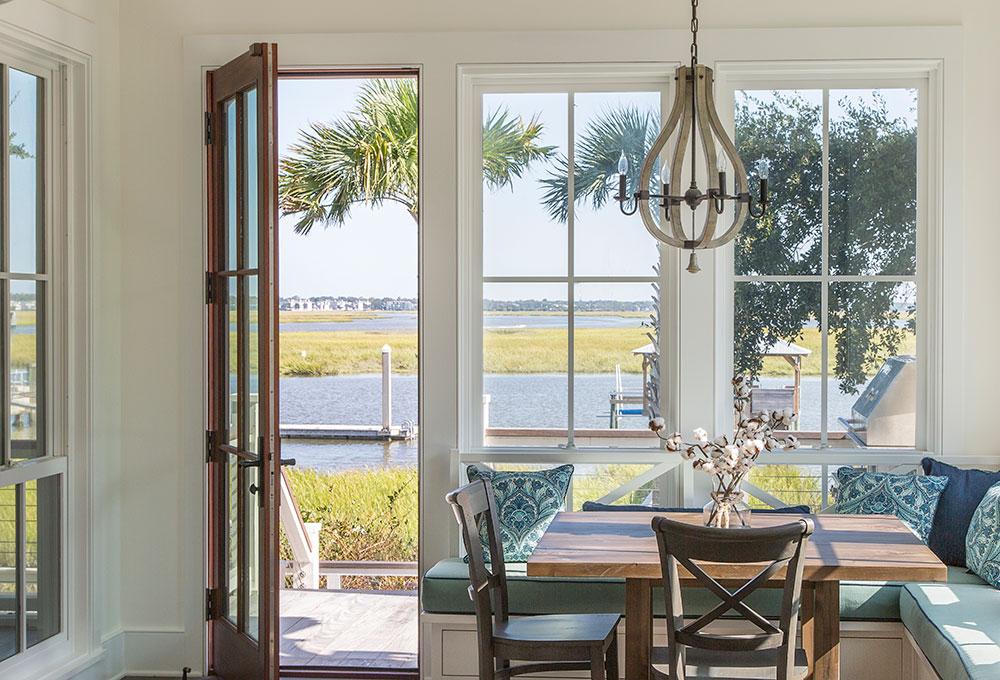 Cobb Architects Portfolio - 1220 Cove Avenue, Sullivan's Island, SC